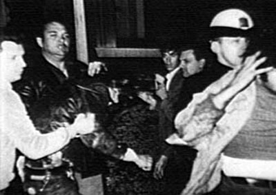 Columbia Revolt (1968)