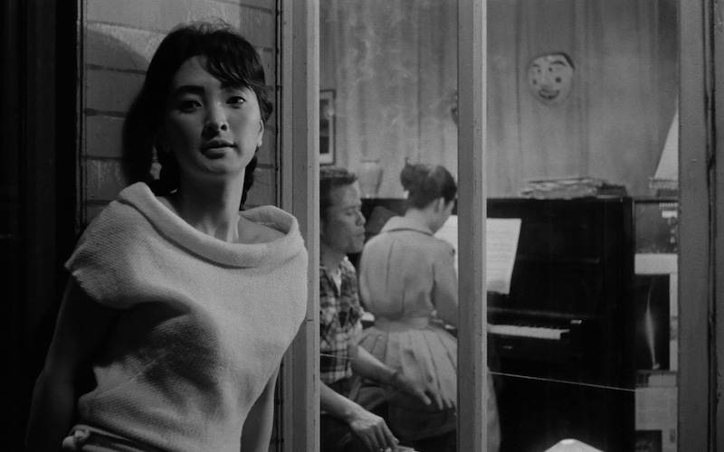 Actress Lee Eun-shim in The Housmaid (1960)