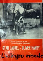 Laurel & Hardy Winstein Donation