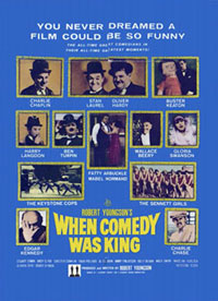 When Comedy Was King (1960)